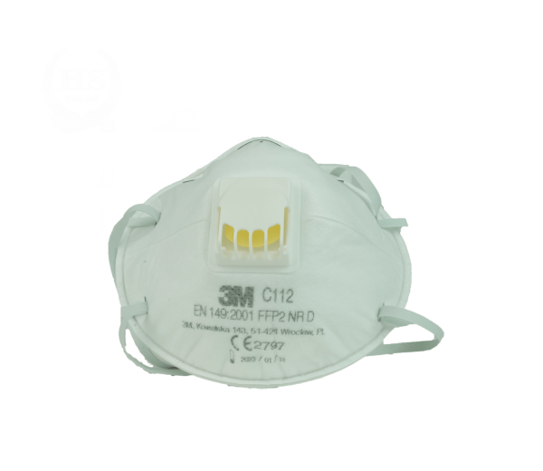 Anti-Dunst-Maske Anti-Staub-Mundmaske 3M