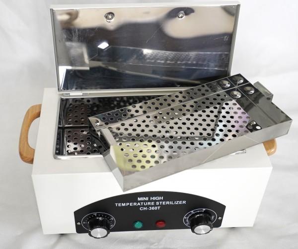 Dispositivo di sterilizzazione ad aria calda