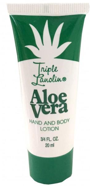 Lozione mani e corpo all'Aloe Vera