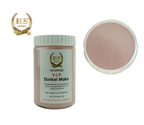 Dunkel Makeup