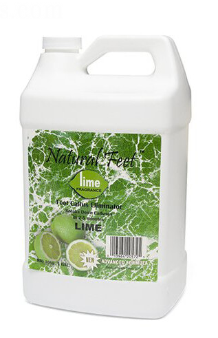 KDS Natural Feet Eliminator Callus, Lime - 3.78L