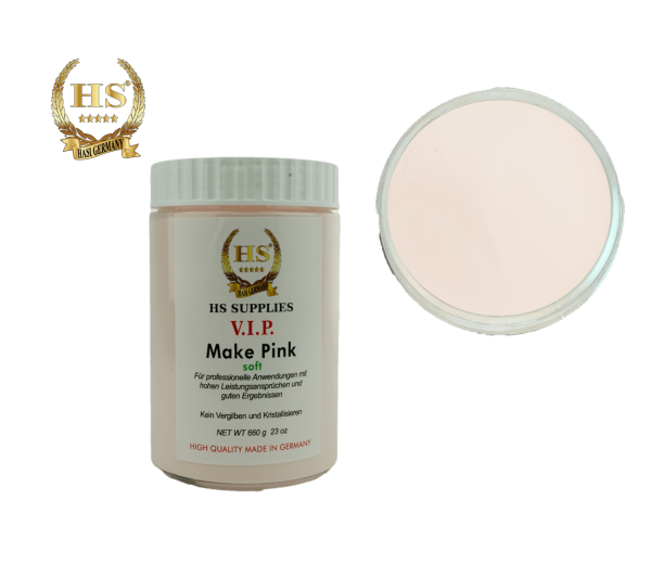 Maquillage Rose Doux 660gr