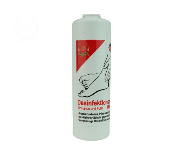 Desinfektionsmittel für Hände und Füße